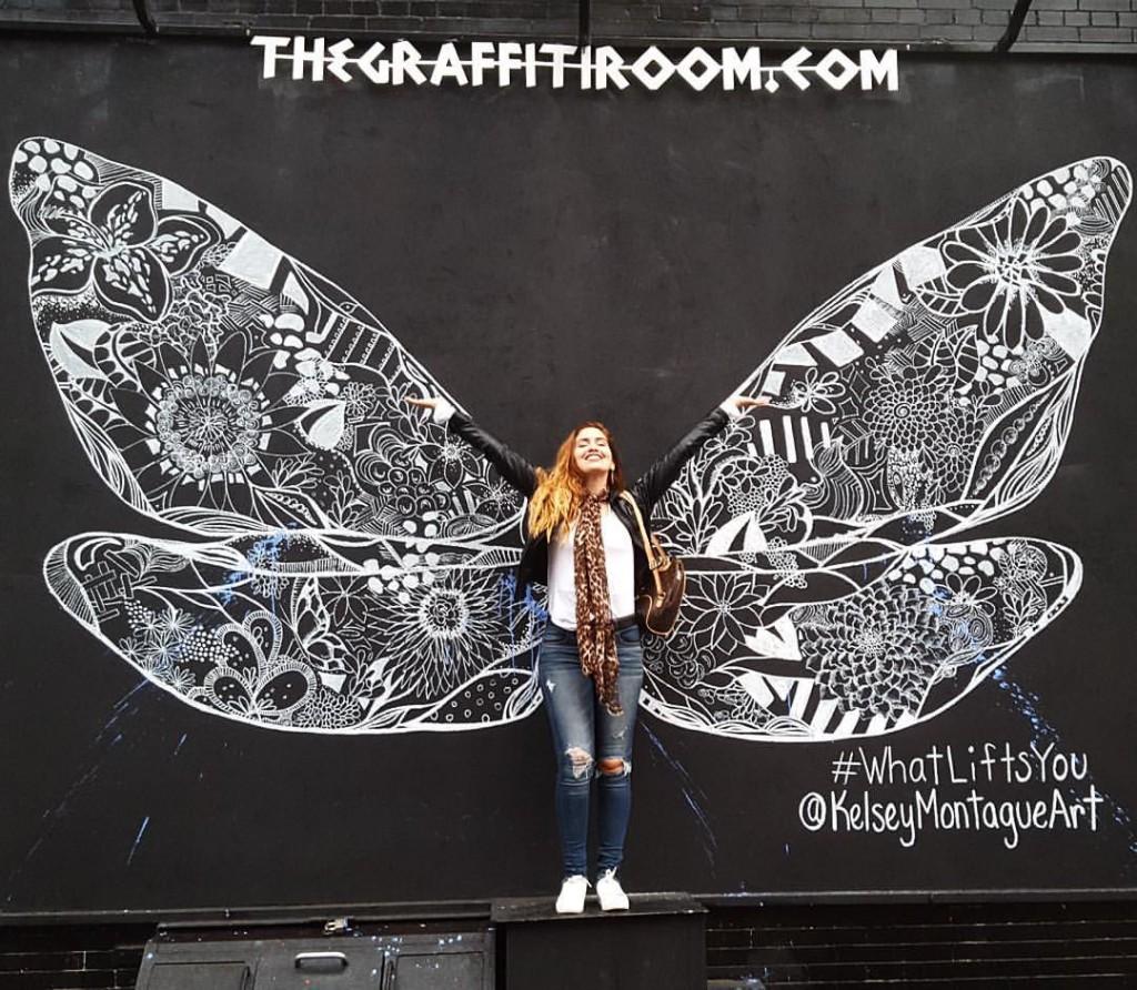 butterfly wings new york