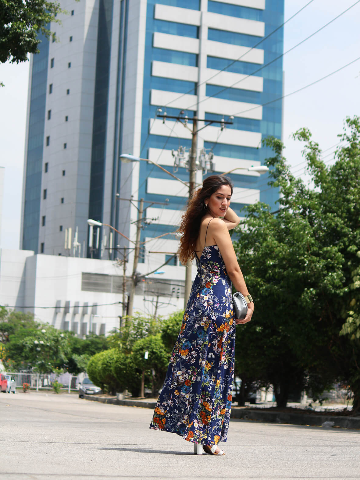 Flower dress - Look De Prati