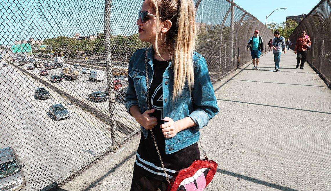 New York style – Look De Prati
