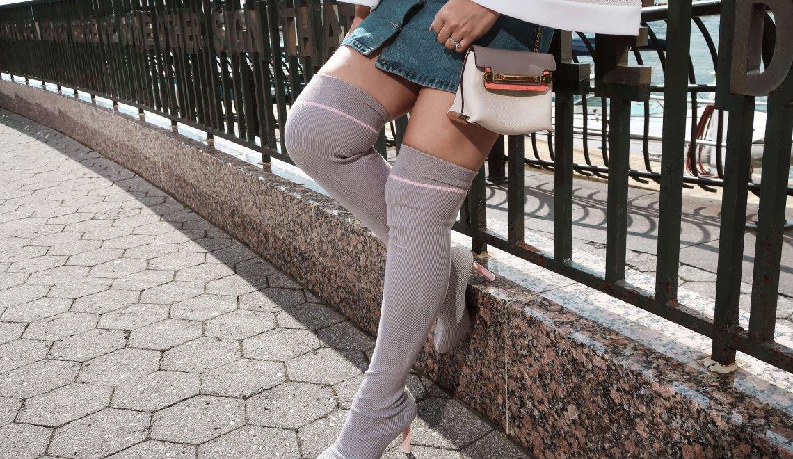 "Trend Alert: ""Legging Boots"""