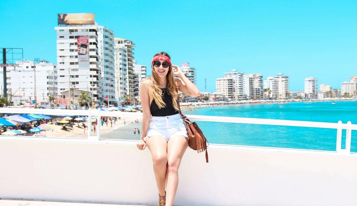 Días de playa en Salinas – Ecuador