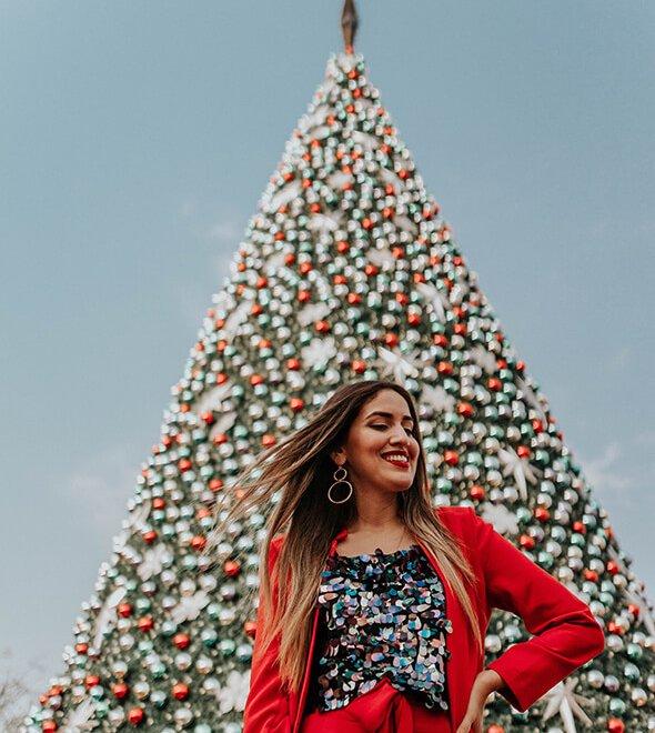 Rojo Navidad – Look De Prati