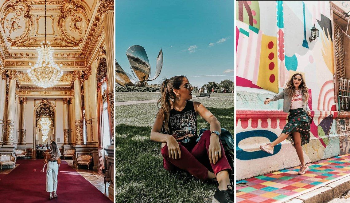 TOP 10 lugares que debes conocer en Buenos Aires por primera vez Todos los lugares que conocimos en una semana en Buenos Aires.